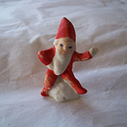 Snow Baby Dwarf Elf Waving