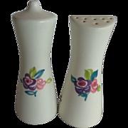 SALE Poole Pottery Salt & Pepper Shakers