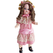 "Antique German Armand Marseille AM 390 Doll Compo Body 12"""