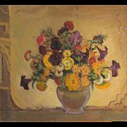 Ruth Eaton Peabody  1893 - 1966 California Still Life