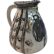 SALE Ceramic Water Pitcher