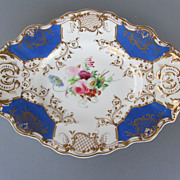 Antique Copeland & Garrett Serving Bowl or Platter - c. 1833-1847