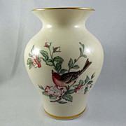 SALE Lenox China Vase, Serenade