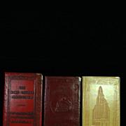 Miniature Book Banks