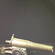 Iron Toy Cannon