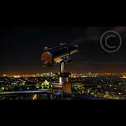 """Adam Dunnett (British b.1990) """"Reflecting Telescope"""" Photographic Print"""