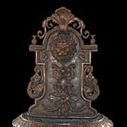 Bronze Fountain