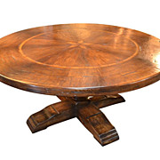 French Style Walnut Table
