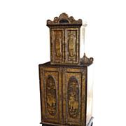Antique Jewelry Cabinet
