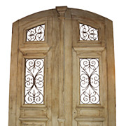 SALE Monumental French Doors