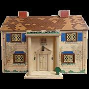 Keystone Colonial Dollhouse Birchs