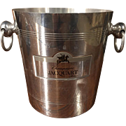 Jacquart Vintage French Champagne Bucket