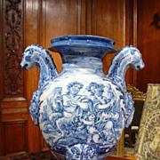 Early 1800's Urn, Savona Italy