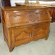 Period Louis XV Slant Front Desk-18th Century France