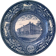University of Pennsylvania Law School Commerative Plate 1929