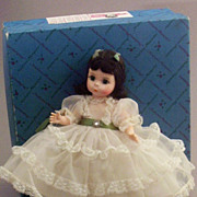"SOLD Madame Alexander  ""Scarlett O' Hara"" Doll in Original Box"