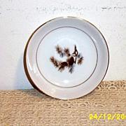 "Kyoto Of Japan Pine Cone 5 1/2"" Diameter Berry Bowls [8]"