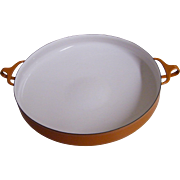 SOLD Dansk Extra Large Paella Pan..Bittersweet...1970's