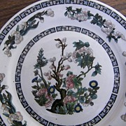 Vintage Railroad China New York New Haven Hartford Railroad..Indian Tree..Syracuse..Excellent