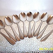 Hotel Plate Large Oval Soup Spoon [10]
