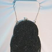 Victorian Beaded Handbag.....