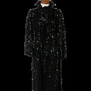 SOLD 1940's Custom Made Opera Coat...