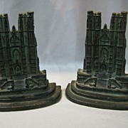 Brussels Cathedral Bookends...