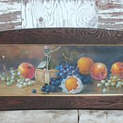 Arts and Crafts Oak Frame.....