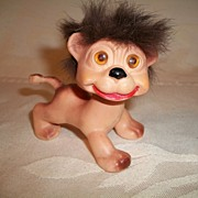 SOLD Troll Doll Lion