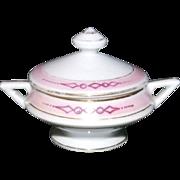 Vintage China Sugar bowl for child's tea service