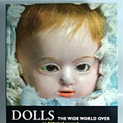 """Dolls The Wide World Over – an historical account"" by Manfred Bachmann and Claus"