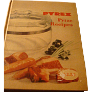 SALE PENDING 1953 Pyrex Prize Recipes Vintage Cookbook Corning Glass Works NY