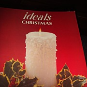 Volume 41 Christmas IDEALS Magazine 1984