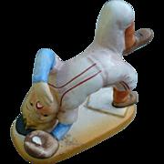 Baseball Boy  Figurine