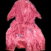 SALE Robe Woven Satin Deco
