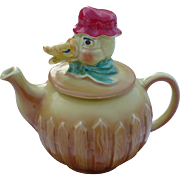 Regal Barnyard Duck Teapot