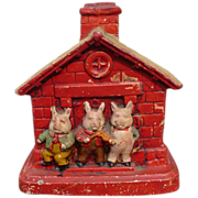 SALE Three Pigs Incense House