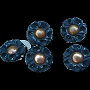 Bakeilte Flower Buttons Five