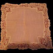 Lace Wedding Handkerchief
