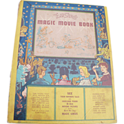 Magic Movie Book Tony  Sarg 1943