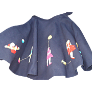 Applique Birthday Skirt