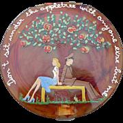 Volupte Apple Tree 1940's Compact