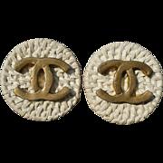 Jeff Lieb Chanel Earrings