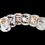 Pfaltzgraff Muggsy Mugs