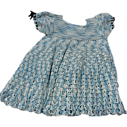 Crochet Childs Dress