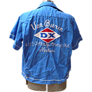 1950's DX Bowling Shirt