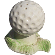 Golf Ball Salt & Pepper Set