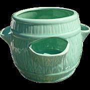 Pottery Strawberry Pot