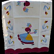 Dutch Girl Towel