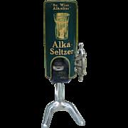 1930's Alka Seltzer Dispenser